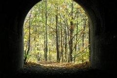 Tunele i nasypy - tyle zostało z dawnych linii kolejowych