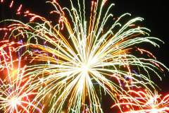 5.fireworks