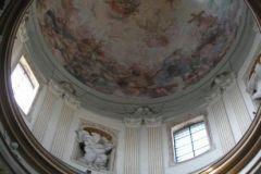 Kopuła z freskami C. i I. Monti
